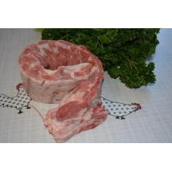 Travers de Porc 0.5 kg